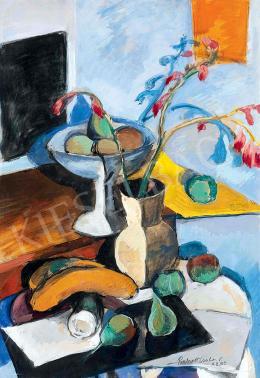 Perlrott Csaba, Vilmos - Still-Life with Pears, 1929