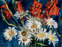 Ziffer, Sándor - Still-Life with Marguerite