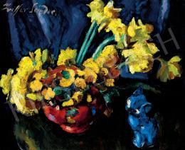 Ziffer, Sándor - Still-Life with Daffodil (Still-Life)