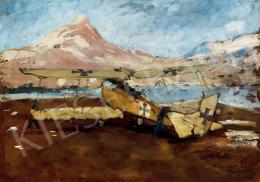 Basch Andor - Felszállás előtt