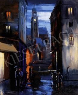Corini, Margit - Evening lights
