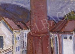Dési Huber István - A vörös torony