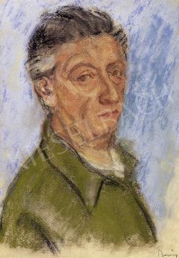Berény, Róbert - Self-portrait