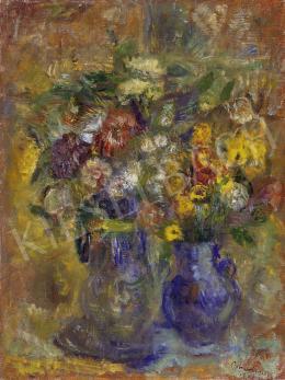 Diener-Dénes Rudolf - Virágcsendélet
