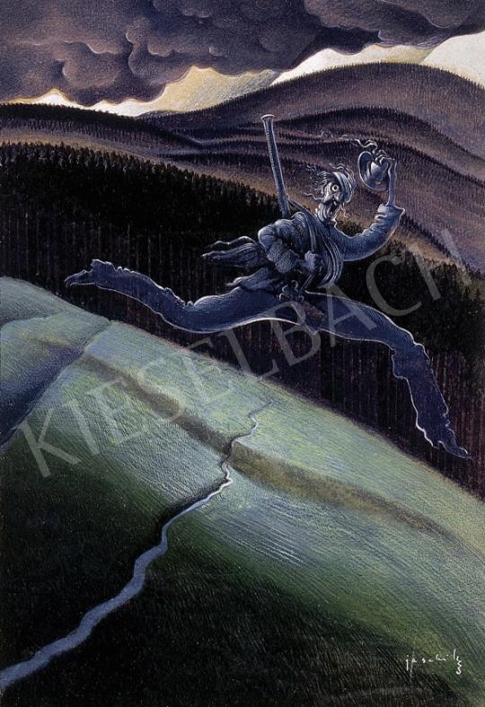 Jaschik Álmos - Hétmérföldes csizmában | 8. Aukció aukció / 94 tétel