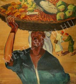 Móricz Margit - Arab gyümölcsárus (1937)