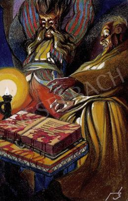 Jaschik, Álmos, - The magic book