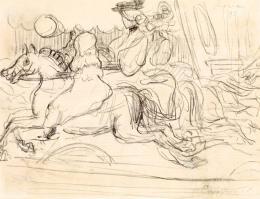 Rippl-Rónai, József - Carousel (1893)