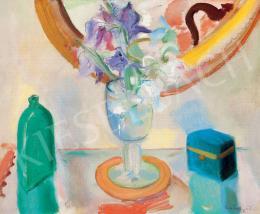 Márffy, Ödön - Art Deco Still-Life