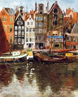 Déry, Béla - Amsterdam (1910's)