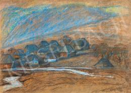 Nagy István - Erdélyi házak (1914)