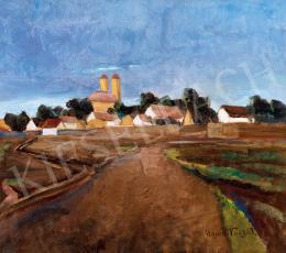 Ilosvai Varga, István - Kunhegyes Landscape