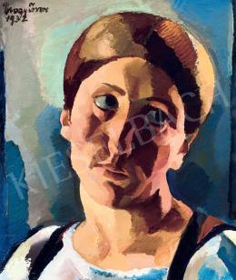 Zsögödi Nagy Imre - Női fej (1932)