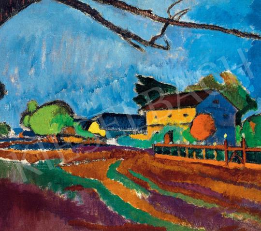 Bornemisza, Géza - Village | 46th Auction auction / 48 Item
