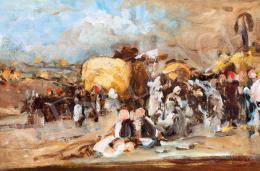 Bruck, Lajos - Fair Scene