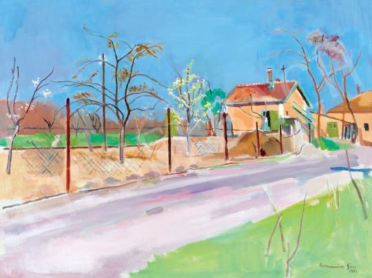 Bornemisza, Géza - Spring Land | 46th Auction auction / 94 Item
