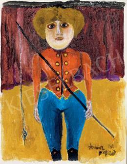 Anna, Margit - Equestrienne