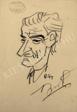 Rózsahegyi, György - Portrait of János Bartha
