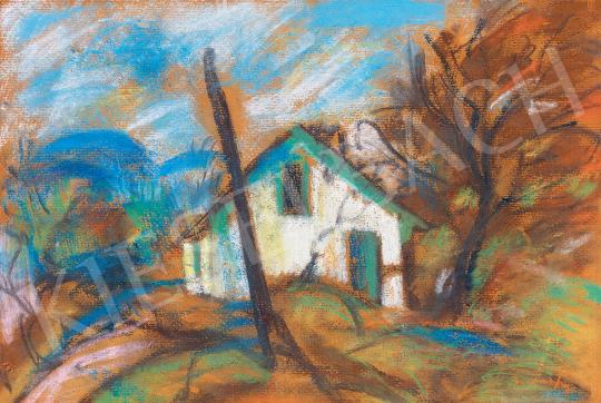 Márffy, Ödön - Press House by Lake Balaton | 47th Autumn Sale auction / 9 Item