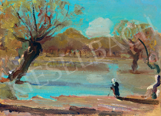 Tornyai, János - By the River Tisza   47th Autumn Sale auction / 15 Item