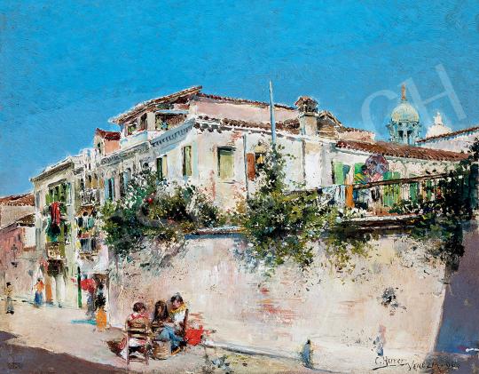 Herrer, Cézár - Venice | 47th Autumn Sale auction / 18 Item