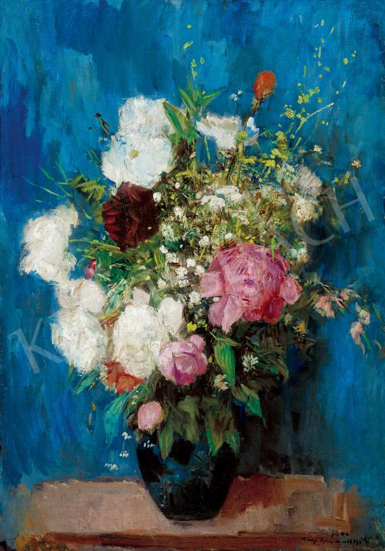 Iványi Grünwald, Béla - Summer Bouquet | 47th Autumn Sale auction / 26 Item