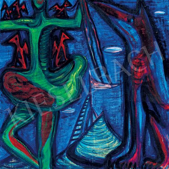 Kazovszkij, El - The Good Shepherd   47th Autumn Sale auction / 28 Item