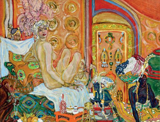 Batthyány, Gyula - In a Harem   47th Autumn Sale auction / 43 Item