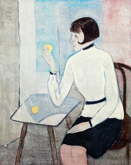 Vaszkó Ödön - A művésznő