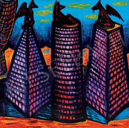 Kazovszkij, El - Oszlopos szentek