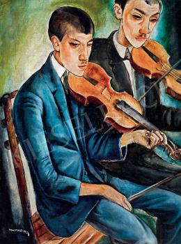 Rauscher György - Zenész testvérek