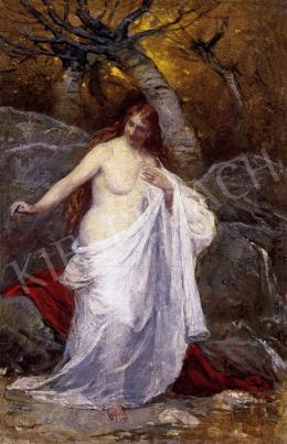 Deák Ébner, Lajos - Nude in the forest