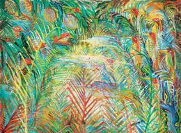 Gyarmathy Tihamér - Őserdő