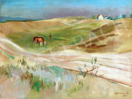 Bornemisza, Géza - Hilly Landscape in Autumn | 47th Autumn Sale auction / 189 Item