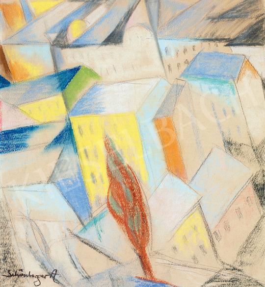 Schönberger Armand - Nagyváros | 48. téli aukció aukció / 5 tétel