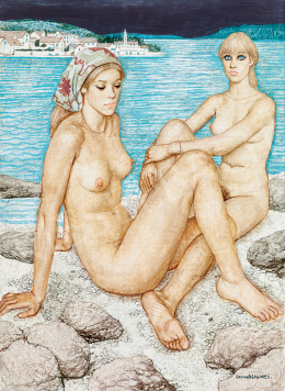 Czene, Béla jr. - On the Beach (1982)