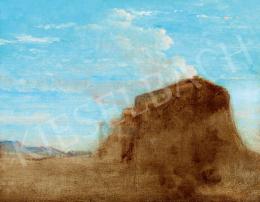 Szinyei Merse Pál - Felhők