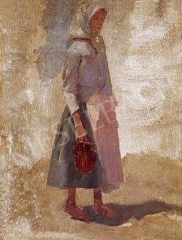 Bihari Sándor - Korsós lány