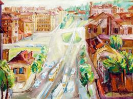 Frank Frigyes - Széna tér