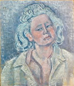 Járitz, Józsa - Female portrait