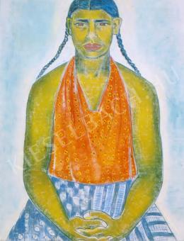 Járitz, Józsa - Woman from Tahiti