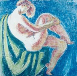 Járitz, Józsa - Female nude