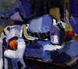 Gruber, Béla - Still life of apples