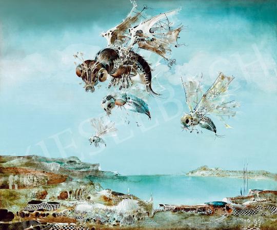 Szász Endre - Különleges világ (Bombázók) | 49. tavaszi aukció aukció / 51 tétel
