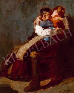 Fényes Adolf - Szerelem (A csók)