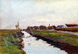 K. Spányi, Béla - Landscape (Mirroring)