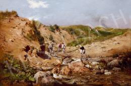 Neogrády László - Török katonák (Előörs)
