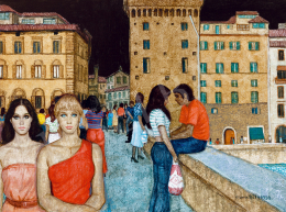 Czene, Béla jr. - Date (By the River Arno in Florence)