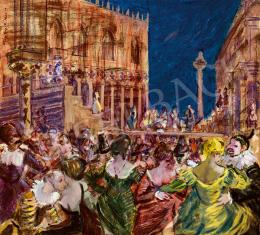 Fáy Győző - Velencei karnevál