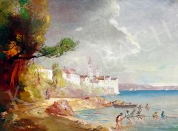 Háry Gyula - Adriai halászok